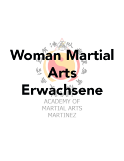 Women Martial Arts